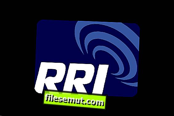 .RRI Dateierweiterung