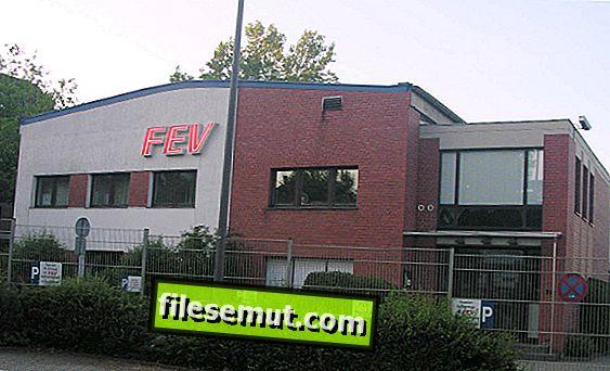 Dateiendung .FEV
